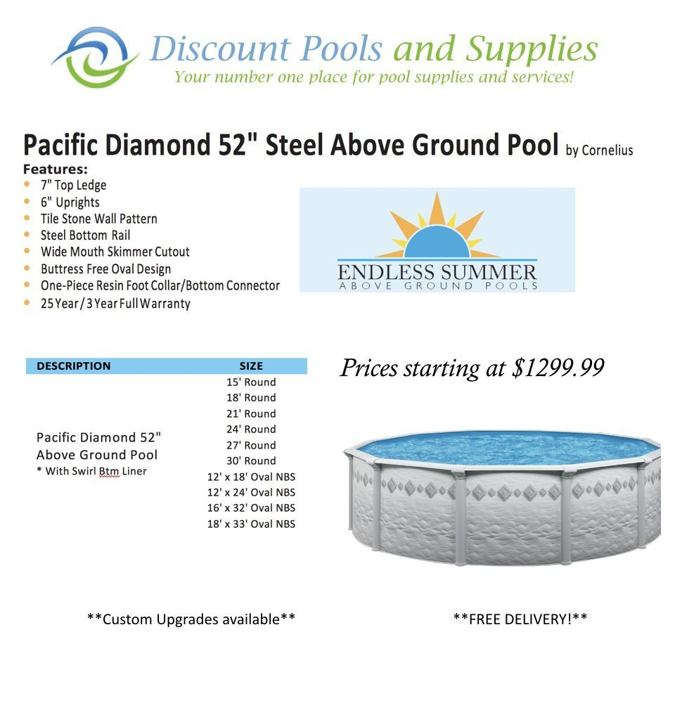 Discount salt pool coupon