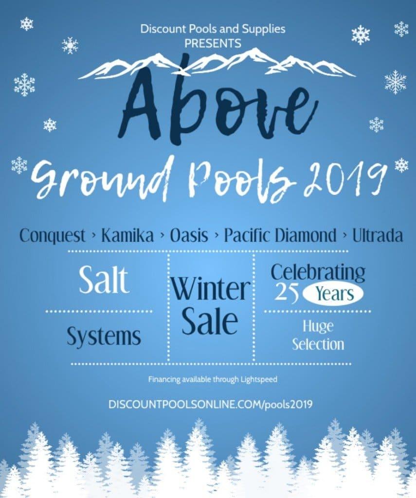 above ground pools 2019