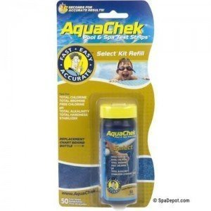Aqua Check pool and spa testing strips