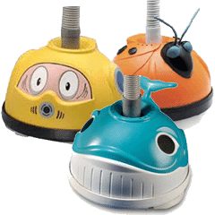 Aquabug pool cleaner pool vacuum